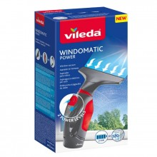 Vileda Fensterreiniger 153233 Windomatic Power, Fenstersauger