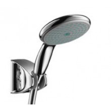 Hansgrohe Raindance E 100 AIR 1jet/Porter'D Set DN15 chrom 27572000