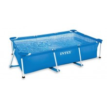 INTEX Frame Pool Set Family 220 x 150 x 60 cm, 28270NP