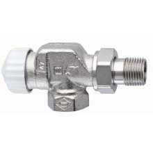 "HEIMEIER Thermostat-Ventilunterteil m. Voreinstellung 3/8"" Axial 3710-01.000"