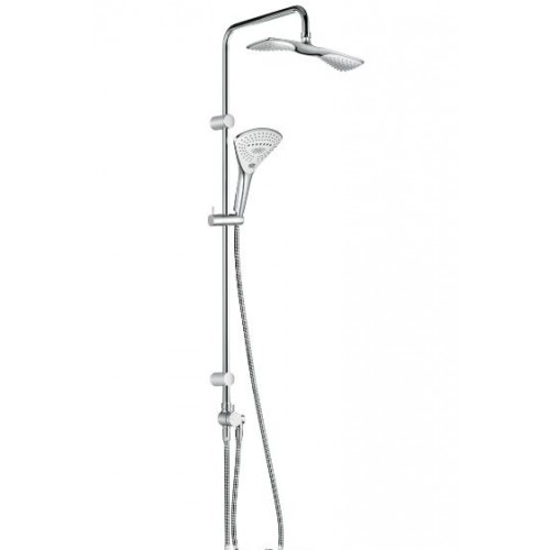 KLUDI Fizz Dual Shower System, Chrom 6709105-00