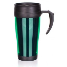 BANQUET Slim Green Thermobecher 400 ml, 48TRPP01G