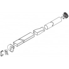 ARISTON Innenwand-Kit NUOS 3208053