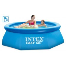 INTEX Swimming Pool EASY SET 305x76cm, 28122GN