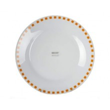 BANQUET Dessertteller 19 cm Cubito ORANGE 60113W112202