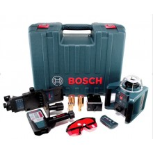 BOSCH GRL 300 HV Professional Rotationslaser SET+ GR 240, 061599403Y
