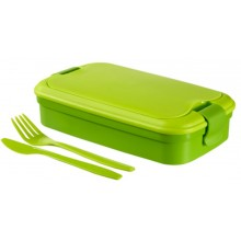 CURVER LUNCH & GO Lunchbox 32 x 13 x 7 cm grün 00768-C52