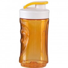 DOMO Trinkflasche 300ml, orange DO435BL-BK
