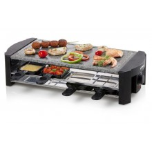 DOMO RACLETTE Stone Grill DO9186G