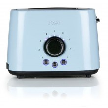 DOMO Toaster Hellblau DO953T