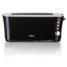 DOMO Toaster schwarz DO961T