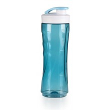DOMO Trinkflasche 600ml, blau DO481BL-BG