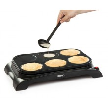 Domo Pancake-Maker Family Crepes-Maschine DO8709P