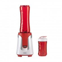 DOMO Multimixer für Smoothies rot DO434BL