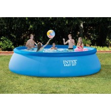 INTEX EASY SET POOL 4,57 X 1,07 M (12 V) mit Filteranlage 26166
