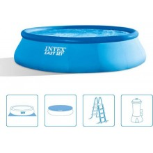 INTEX Easy Set Pool 457 x 122 cm (Set) 26168GN