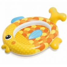 "INTEX Friendly Goldfish Planschbecken Baby-Pool ""Fisch"" 57111NP"