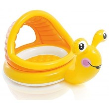 "INTEX LAZY SNAIL Kinder Planschbecken Baby Pool ""Schnecke"", 57124NP"