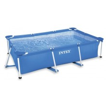 INTEX Frame Pool Set Family 300 x 200 x 75 cm, 28272NP