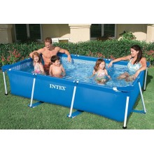 INTEX Frame Pool Set Family 260 x 160 x 65 cm, 28271NP