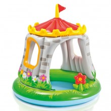 INTEX Babypool Royal Castle 122 x 122 cm 57122