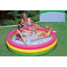 INTEX 3-Ring Pool Holiday 147 x 33 cm 57422
