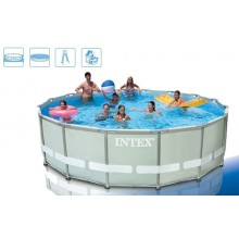 INTEX Frame Pool Ultra 488 x 122 cm, 28322GN