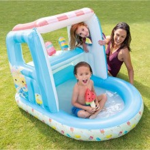 INTEX Ice Cream Stand Playhouse 48672