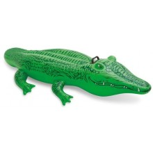 INTEX Wasserspieltier Ride-On Aligator, 58546NP