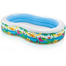 INTEX Swim Center Paradise Pool 262 x 160 x 46 cm 56490NP