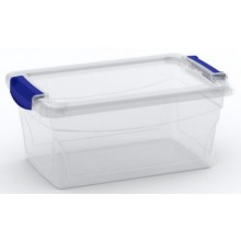 KIS OMNI LATCH BOX XS 11L 39x26x17cm transparent