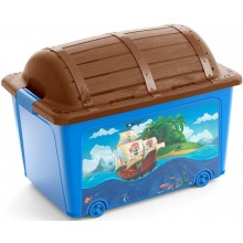 KIS W BOX TOY STYLE PIRATE 50L 56,5x39x42,5cm