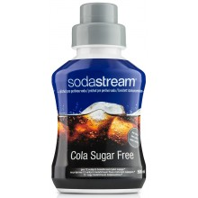SODASTREAM Sirup Cola Sugar Free (Zero) 500 ml