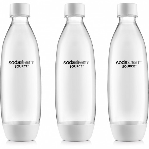 SodaStream Basket SOURCE / PLAY 3Pack 1l weiß