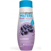 SODASTREAM Sirup PLUS Blaubeere (Vitamin) 440 ml