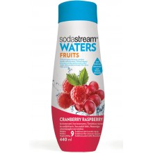 SODASTREAM Sirup FRUITS Preiselbeere-Himbeere 440 ml