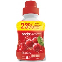 SODASTREAM Sirup Himbeere BIG 750 ml