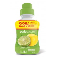 SODASTREAM Sirup Lemon Lime BIG 750 ml