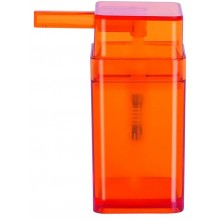 Spirella Cubo Seifenspender Orange 1015289