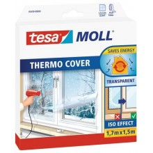 Tesamoll® Thermo cover Fenster-Isolierfolie 05430