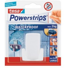 TESA Powerstrips® Waterproof Rasiererhalter Wave 59703