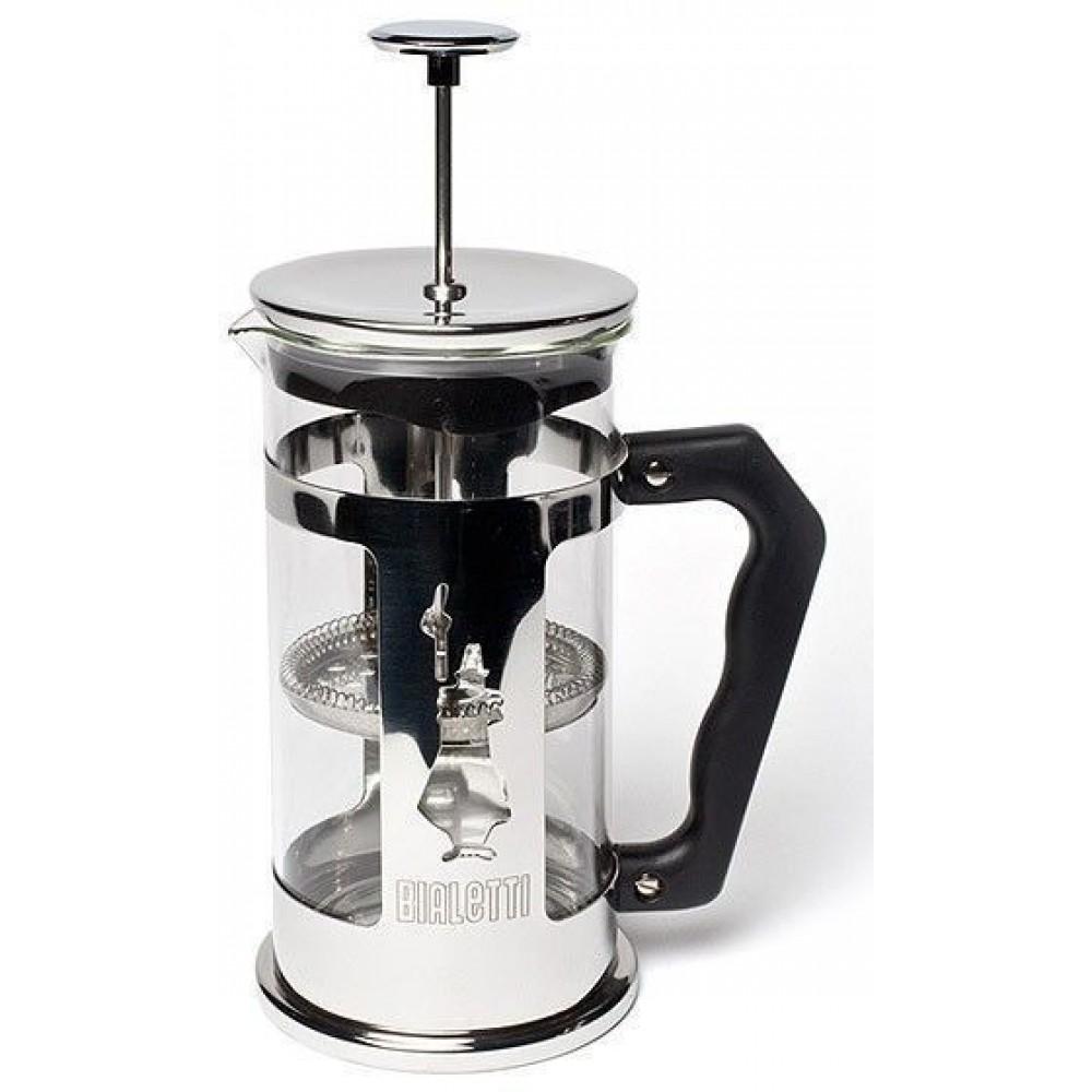bialetti french press kaffeebereiter french press 1 l. Black Bedroom Furniture Sets. Home Design Ideas