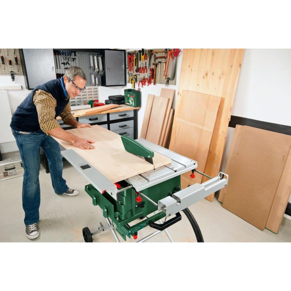 bosch pts 10 tischkreiss ge 0603b03400. Black Bedroom Furniture Sets. Home Design Ideas