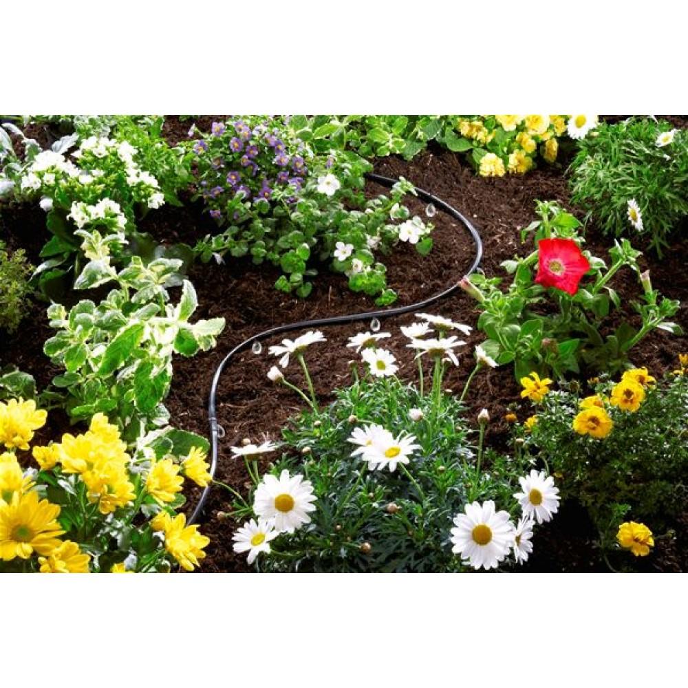 gardena tropfrohr oberirdisch 4 6 mm 3 16 15m 1362 20. Black Bedroom Furniture Sets. Home Design Ideas
