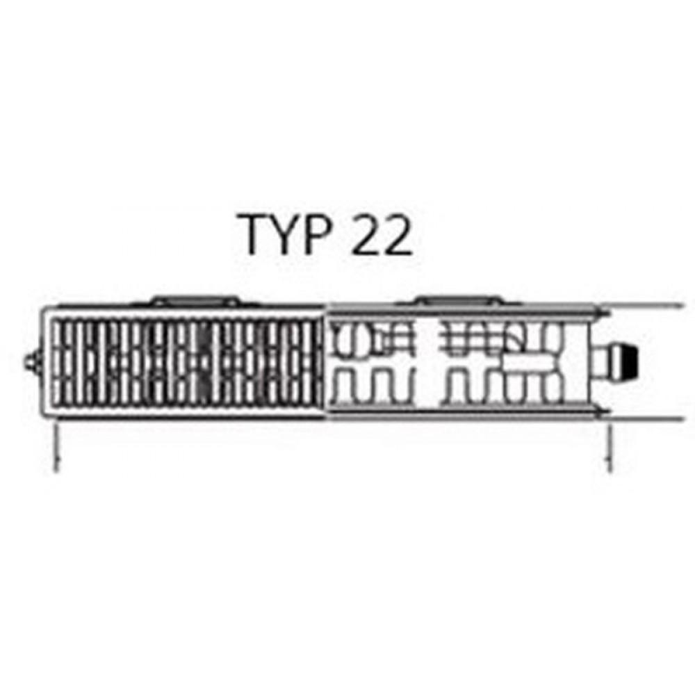 kermi therm x2 profil v heizk rper 22 750 900. Black Bedroom Furniture Sets. Home Design Ideas