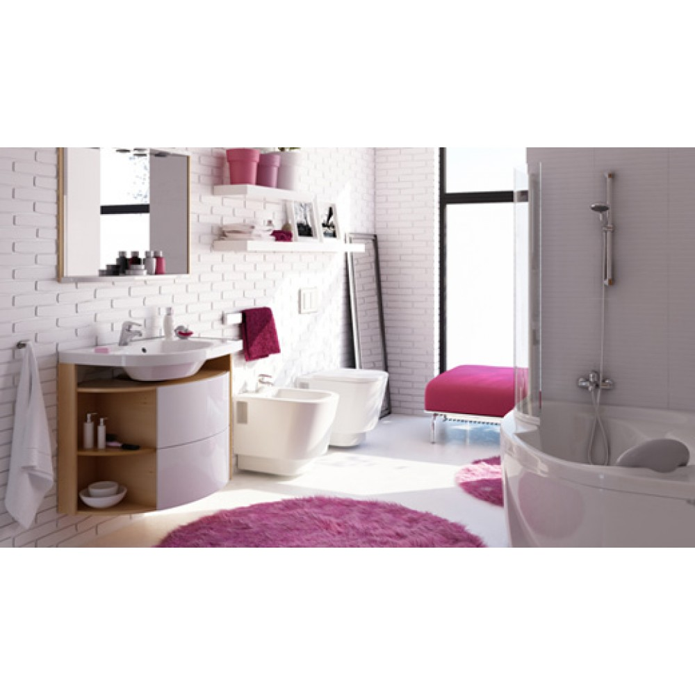 ravak sdu rosa comfort r waschtischunterschrank birke wei x000000163. Black Bedroom Furniture Sets. Home Design Ideas