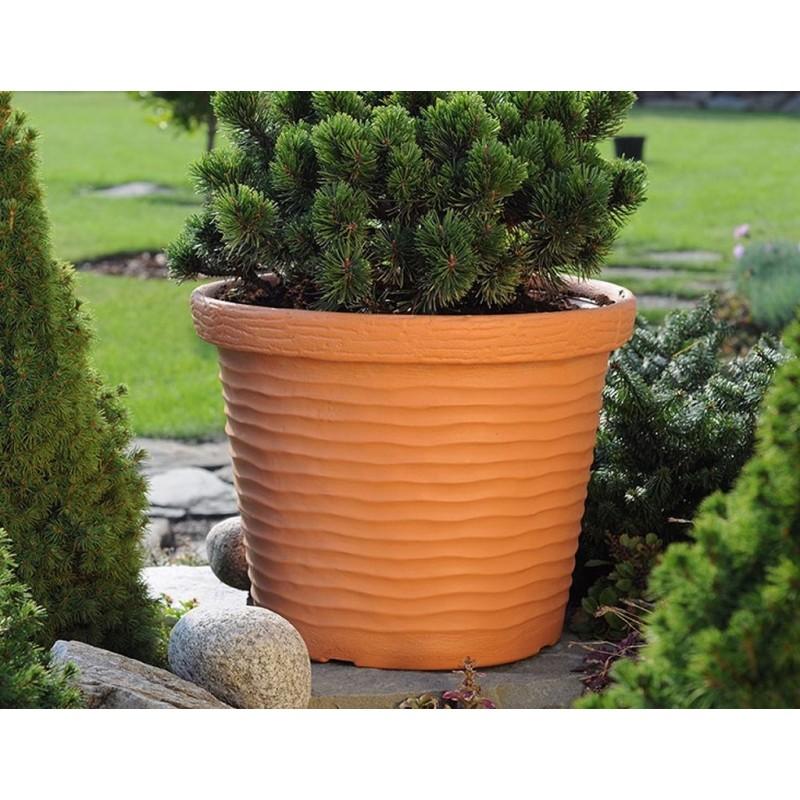 Blumentopf Vera 24 L Dov40 Terracotta